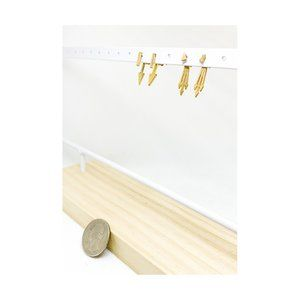 2x pairs Madewell Earrings bundle